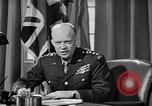 Image of Dwight D Eisenhower United Kingdom, 1944, second 59 stock footage video 65675071260