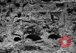 Image of ruins Rome Italy, 1944, second 10 stock footage video 65675071261