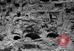 Image of ruins Rome Italy, 1944, second 11 stock footage video 65675071261