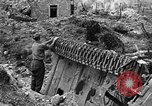 Image of ruins Rome Italy, 1944, second 15 stock footage video 65675071261