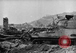 Image of ruins Rome Italy, 1944, second 21 stock footage video 65675071261