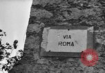 Image of ruins Rome Italy, 1944, second 38 stock footage video 65675071261
