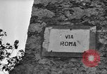 Image of ruins Rome Italy, 1944, second 39 stock footage video 65675071261
