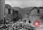 Image of ruins Rome Italy, 1944, second 41 stock footage video 65675071261