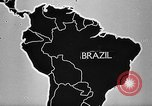 Image of war with Nazis Brazil, 1942, second 37 stock footage video 65675071269
