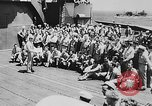 Image of Curtiss P-40L aircraft Atlantic Ocean, 1943, second 19 stock footage video 65675071272