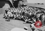 Image of Curtiss P-40L aircraft Atlantic Ocean, 1943, second 21 stock footage video 65675071272