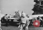 Image of Curtiss P-40L aircraft Atlantic Ocean, 1943, second 28 stock footage video 65675071272