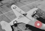 Image of Curtiss P-40L aircraft Atlantic Ocean, 1943, second 38 stock footage video 65675071272
