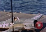 Image of US Navy Squadron VF-16 aboard USS Lexington (CV-16) Pacific Ocean, 1944, second 4 stock footage video 65675071281