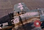 Image of US Navy Squadron VF-16 aboard USS Lexington (CV-16) Pacific Ocean, 1944, second 49 stock footage video 65675071281