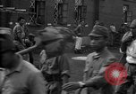 Image of Japanese prisoners of war Mukden Manchuria, 1945, second 56 stock footage video 65675071283