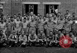 Image of prisoners of war Mukden Manchuria, 1945, second 6 stock footage video 65675071284