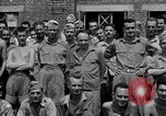 Image of prisoners of war Mukden Manchuria, 1945, second 16 stock footage video 65675071284