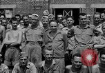 Image of prisoners of war Mukden Manchuria, 1945, second 17 stock footage video 65675071284