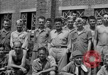 Image of prisoners of war Mukden Manchuria, 1945, second 18 stock footage video 65675071284