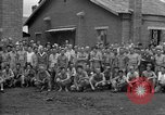 Image of prisoners of war Mukden Manchuria, 1945, second 29 stock footage video 65675071284