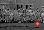 Image of prisoners of war Mukden Manchuria, 1945, second 39 stock footage video 65675071284