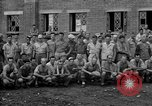 Image of prisoners of war Mukden Manchuria, 1945, second 50 stock footage video 65675071284