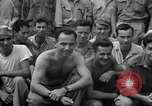 Image of prisoners of war Mukden Manchuria, 1945, second 59 stock footage video 65675071284