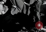 Image of Red Cross workers Bastogne Belgium, 1945, second 8 stock footage video 65675071306