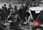 Image of Red Cross workers Bastogne Belgium, 1945, second 14 stock footage video 65675071306