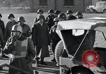 Image of Red Cross workers Bastogne Belgium, 1945, second 15 stock footage video 65675071306
