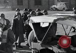Image of Red Cross workers Bastogne Belgium, 1945, second 16 stock footage video 65675071306