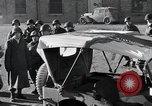 Image of Red Cross workers Bastogne Belgium, 1945, second 17 stock footage video 65675071306