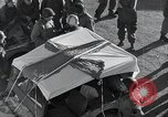 Image of Red Cross workers Bastogne Belgium, 1945, second 19 stock footage video 65675071306