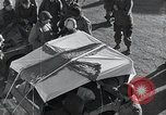 Image of Red Cross workers Bastogne Belgium, 1945, second 20 stock footage video 65675071306