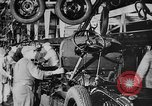 Image of Ford automobile plant expansion during depression Dearborn Michigan USA, 1932, second 44 stock footage video 65675071314
