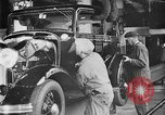 Image of Ford automobile plant expansion during depression Dearborn Michigan USA, 1932, second 57 stock footage video 65675071314