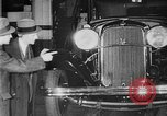 Image of Ford automobile plant expansion during depression Dearborn Michigan USA, 1932, second 59 stock footage video 65675071314