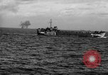 Image of amphibious invasion Iwo Jima, 1945, second 29 stock footage video 65675071342