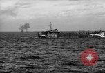 Image of amphibious invasion Iwo Jima, 1945, second 31 stock footage video 65675071342