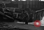 Image of beachhead activities Iwo Jima, 1945, second 24 stock footage video 65675071354