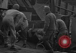 Image of beachhead activities Iwo Jima, 1945, second 36 stock footage video 65675071354