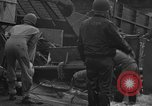 Image of beachhead activities Iwo Jima, 1945, second 40 stock footage video 65675071354