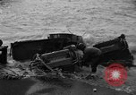 Image of beachhead activities Iwo Jima, 1945, second 42 stock footage video 65675071354