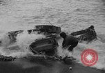 Image of beachhead activities Iwo Jima, 1945, second 43 stock footage video 65675071354