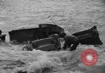 Image of beachhead activities Iwo Jima, 1945, second 44 stock footage video 65675071354