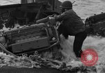 Image of beachhead activities Iwo Jima, 1945, second 50 stock footage video 65675071354