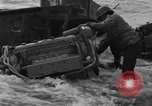 Image of beachhead activities Iwo Jima, 1945, second 51 stock footage video 65675071354