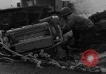 Image of beachhead activities Iwo Jima, 1945, second 56 stock footage video 65675071354