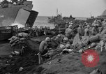 Image of beachhead activities Iwo Jima, 1945, second 62 stock footage video 65675071354
