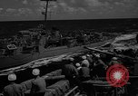 Image of aircraft carrier in Hawaii Pearl Harbor Hawaii USA, 1949, second 45 stock footage video 65675071363