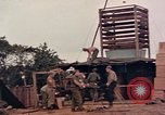 Image of Seabees Pacific Theater, 1945, second 8 stock footage video 65675071374