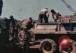 Image of Seabees Pacific Theater, 1945, second 37 stock footage video 65675071376
