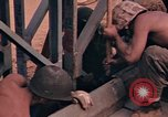 Image of Seabees Pacific Theater, 1945, second 46 stock footage video 65675071377